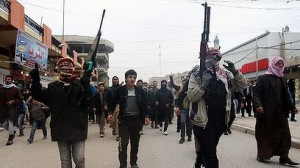 Al Qaeda Takes Over Anbar Province. Photo: http://www.smh.com.au/federal-politics/political-news/warning-of-extended-war-in-middle-east-as-fallujah-falls-to-alqaeda-20140105-30bzv.html
