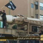 ISIL Captured SCUD Missile_June 2014