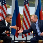 Obama and Putin